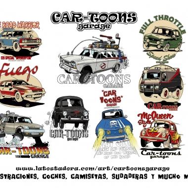 cartoon_garage_collage